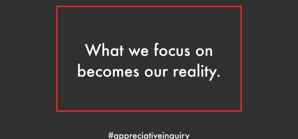 focus becomes reality