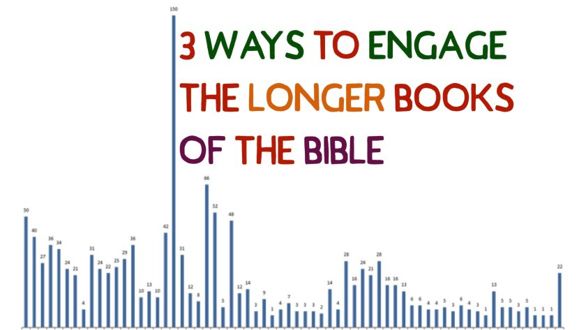3 Ways to Engage the Longer Books of the Bible