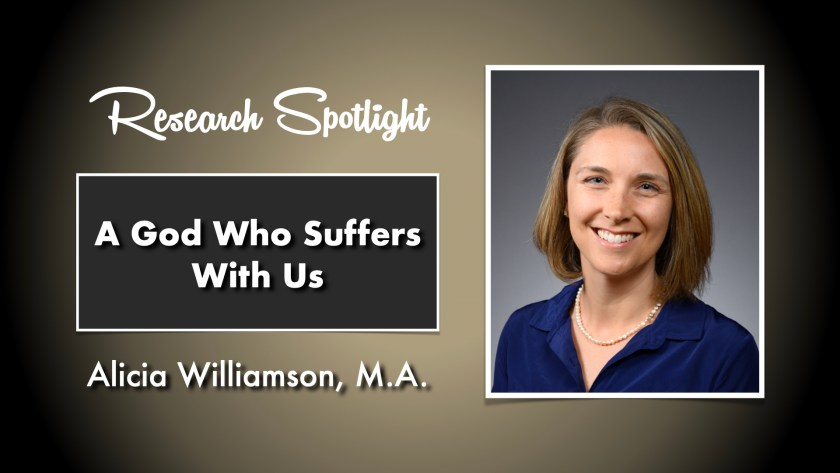 Alicia Williamson Research Spotlight