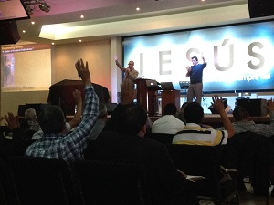Pastor Conf