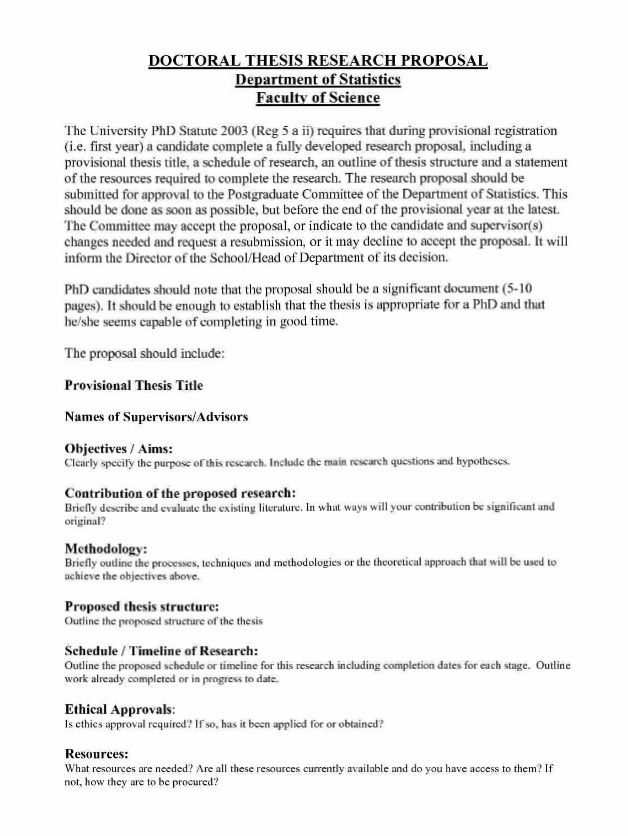 long essay proposal