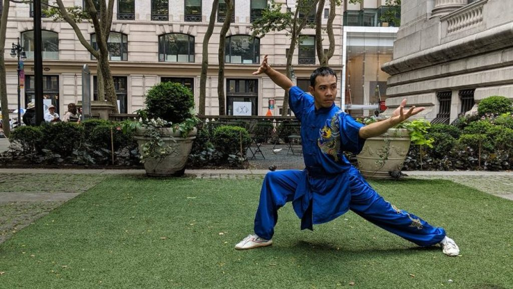 how to learn chinese kung fu