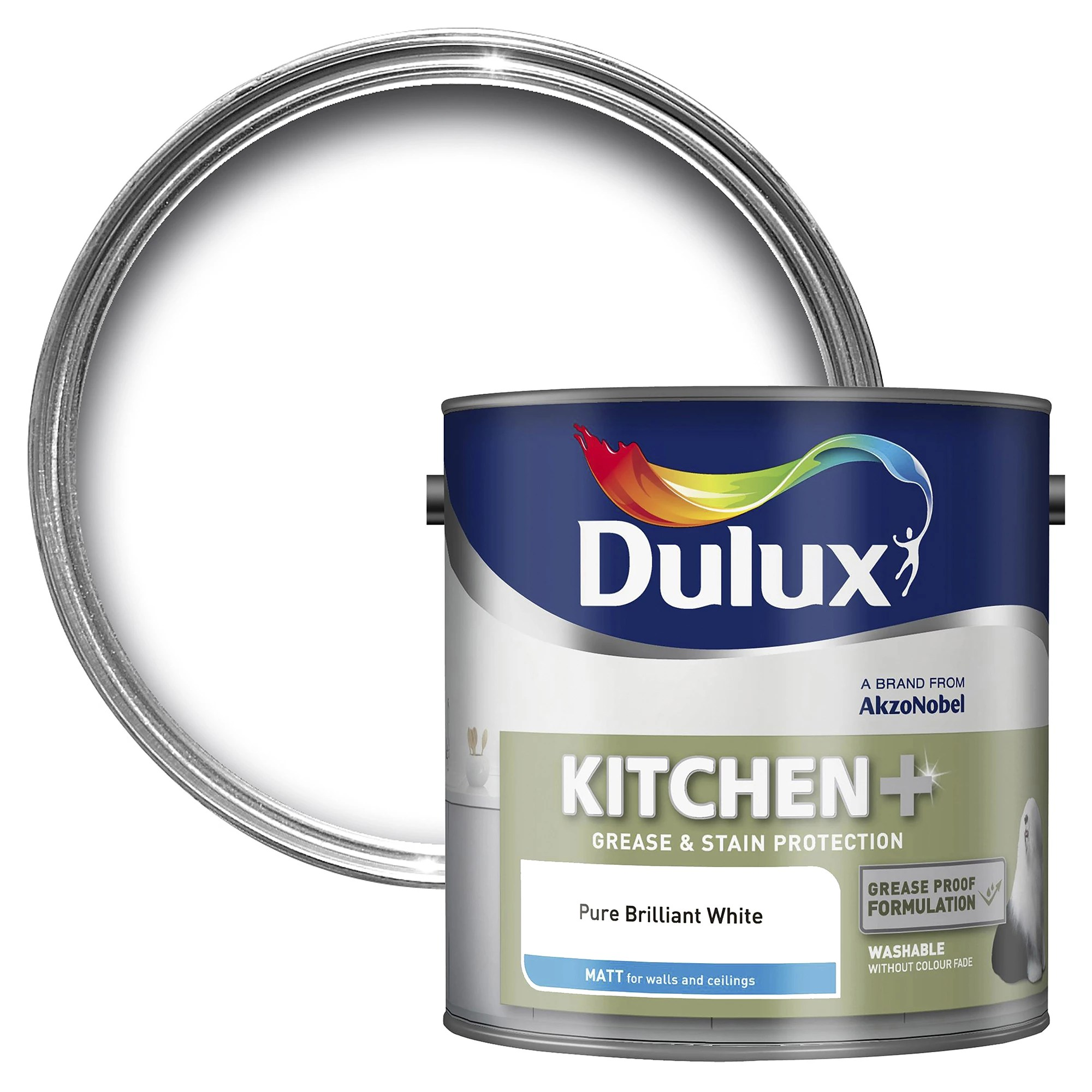 White Kitchen Paint 5l