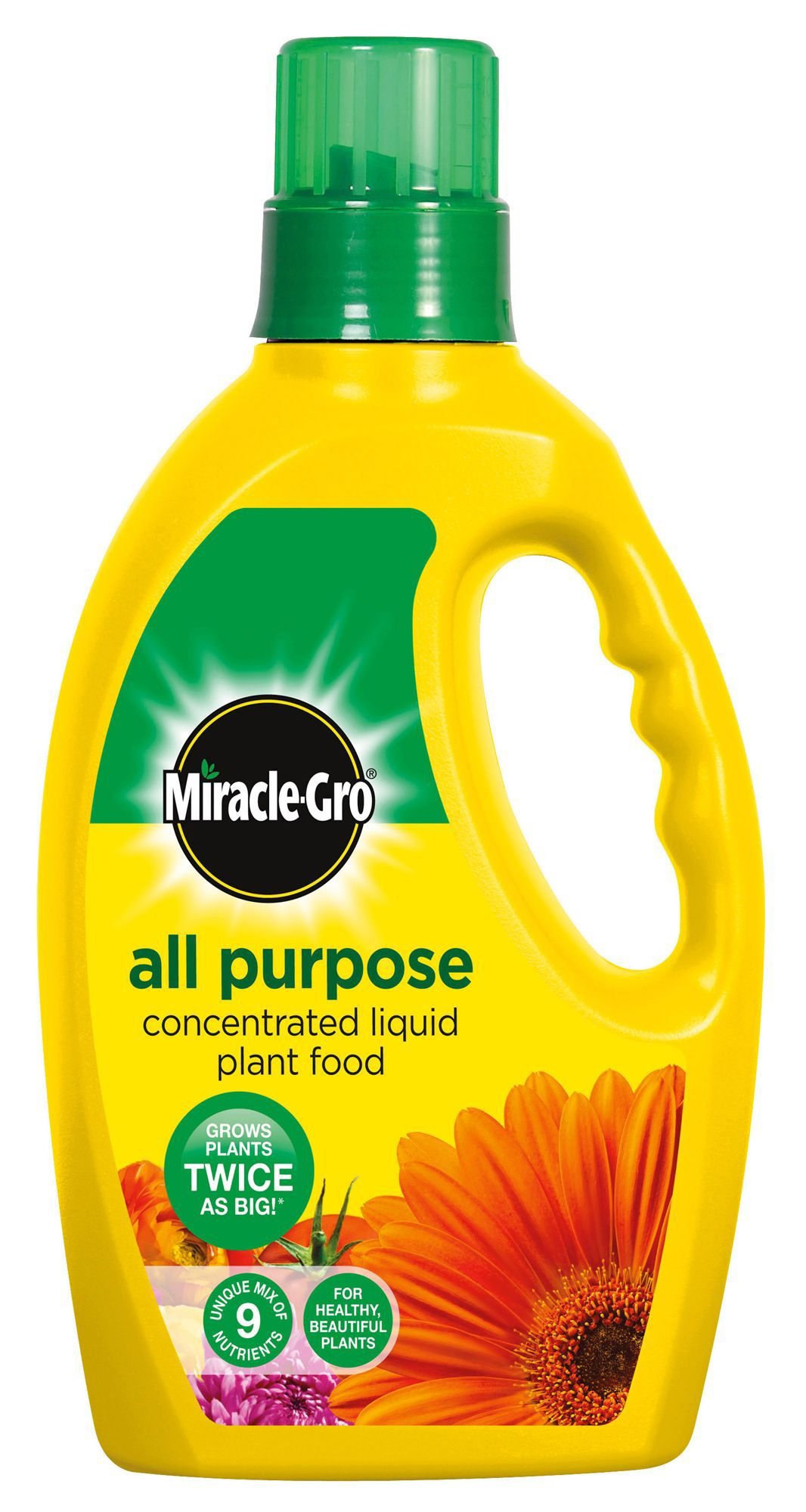 Miracle Gro All Purpose Concentrated Liquid Plant Food 1L Departments DIY At BampQ