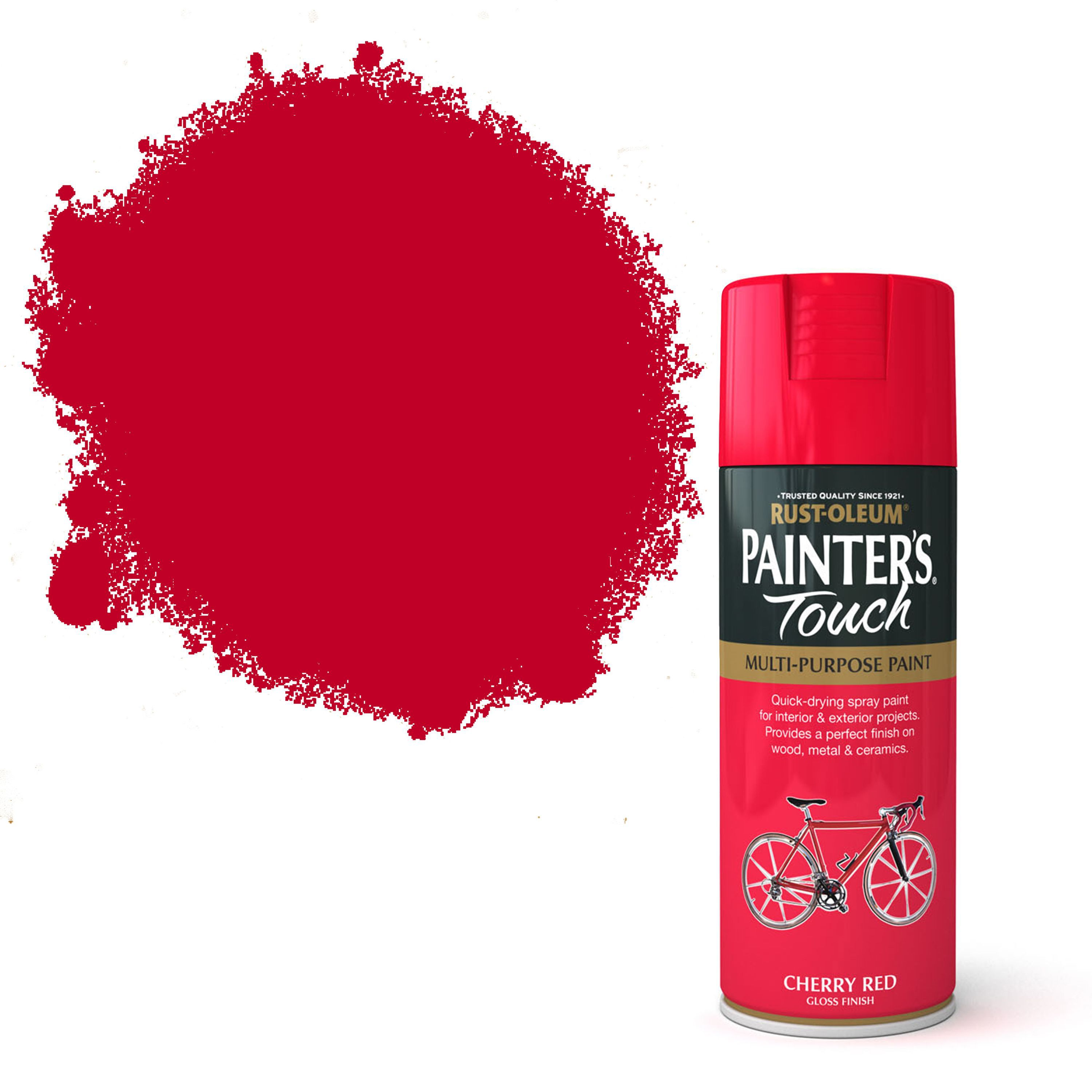 Cherry Red Touch Paint