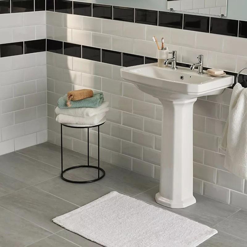 Tiles Bathroom Tiles DIY At BampQ