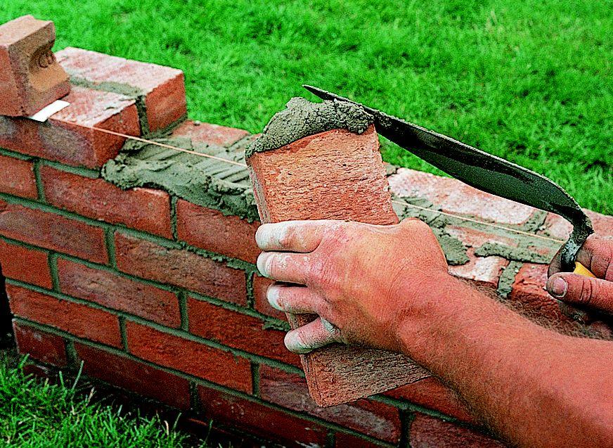 Fake Concrete Blocks