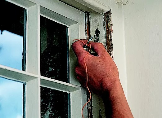 How To Replace A Sash Window Cord Ideas Amp Advice Diy At B Amp Q