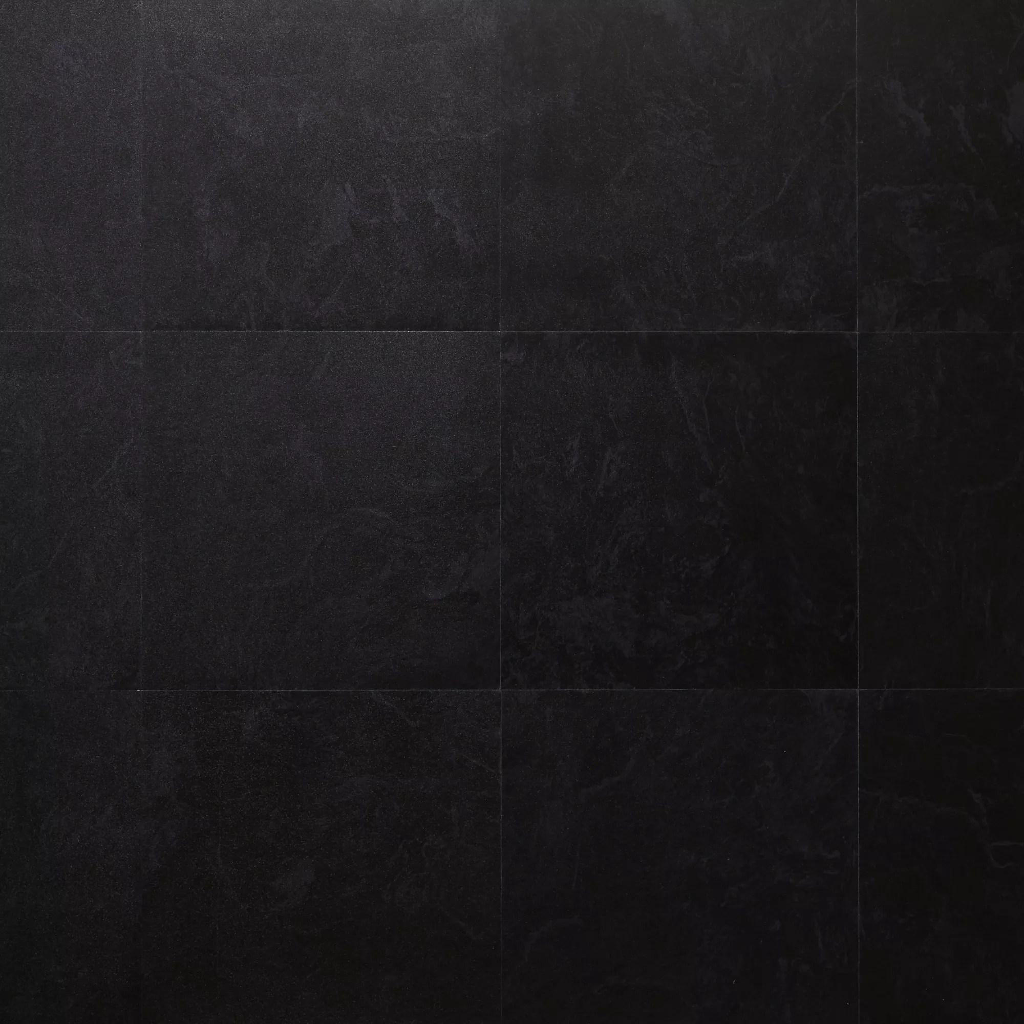 slate tile stone effect self adhesive vinyl tile pack of 13