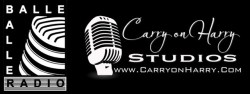 King Interviewed about Letters To Alice on Carry On Harry Talk Radio In Singapore
