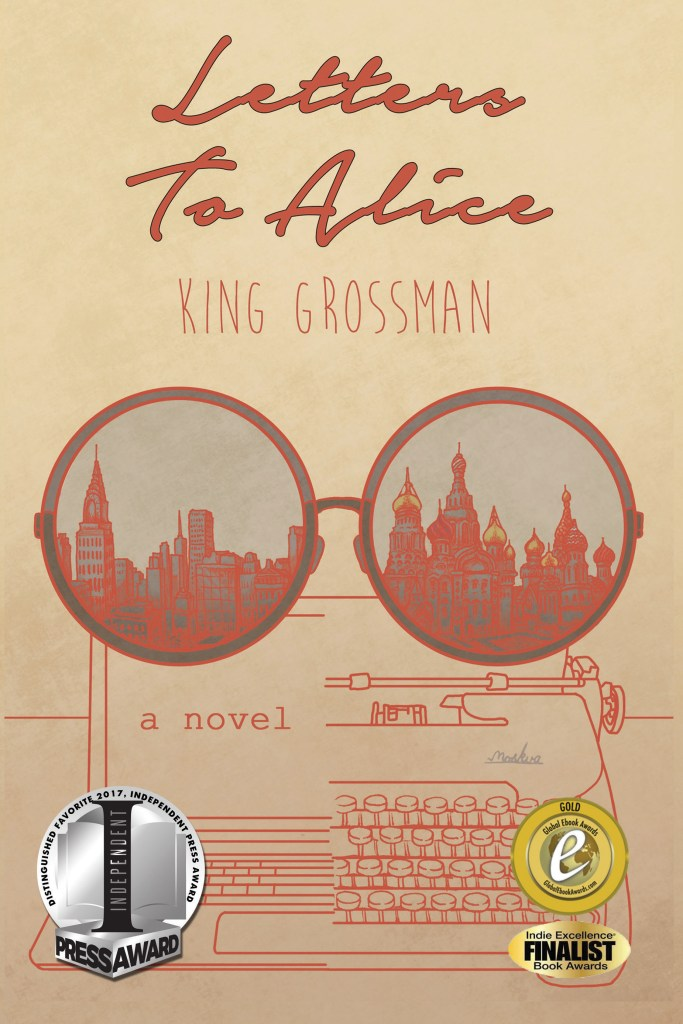 Book Cover: Letters To Alice