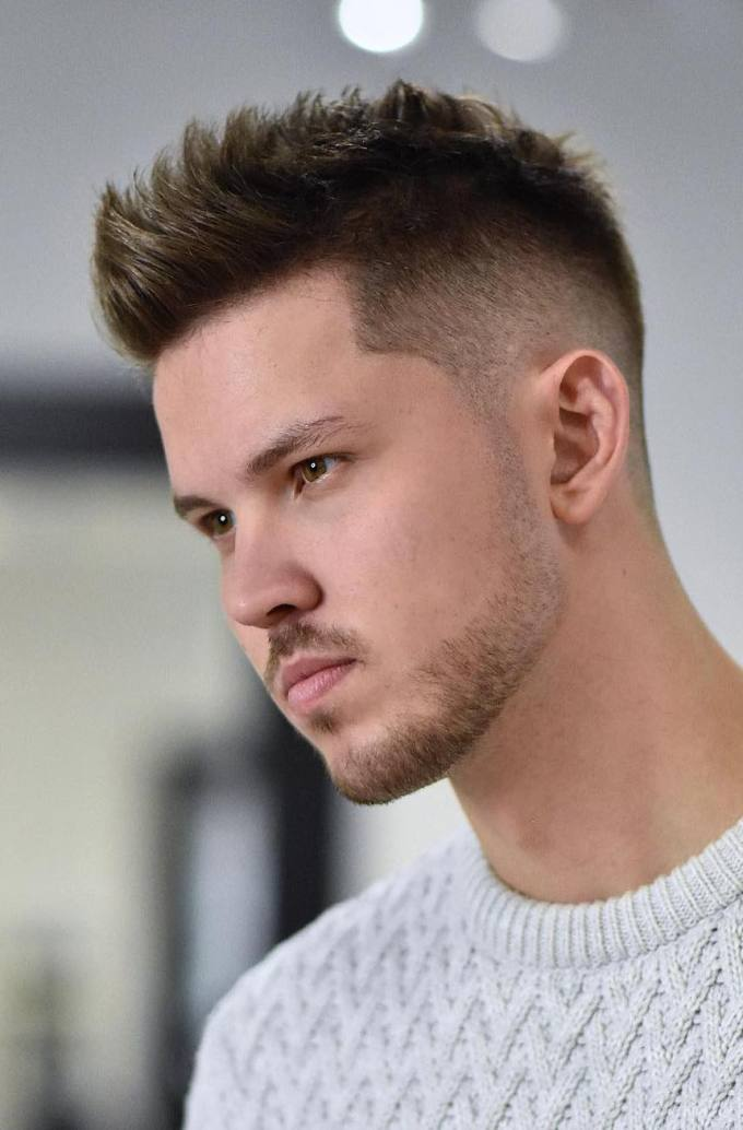 101 mens hair styles try new look and trends 2019 - king