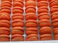 Macarons for adult halloween party