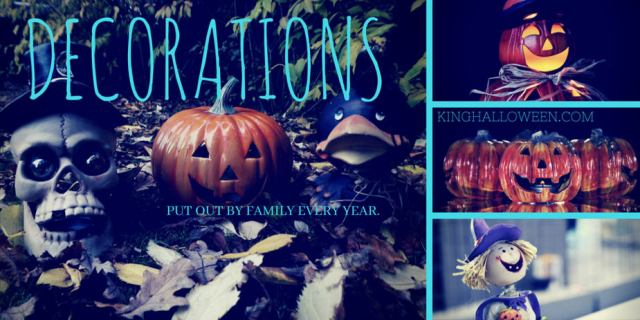 Decorations Family Halloween Traditions