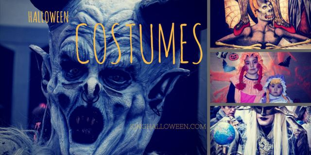 Halloween Traditions Costumes