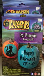 Teal Pumpkin Project Kit Halloween Trivia
