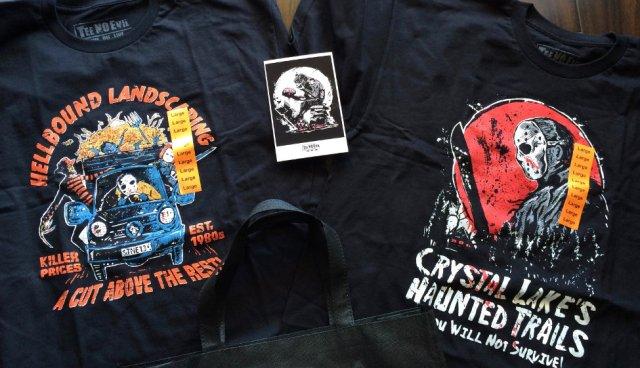 Tee No Evil - Two Shirts