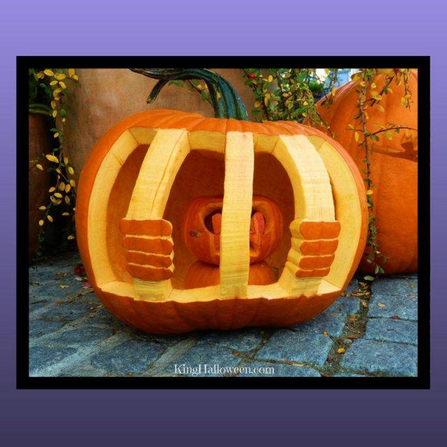 Pumpkin in Prison Graphic