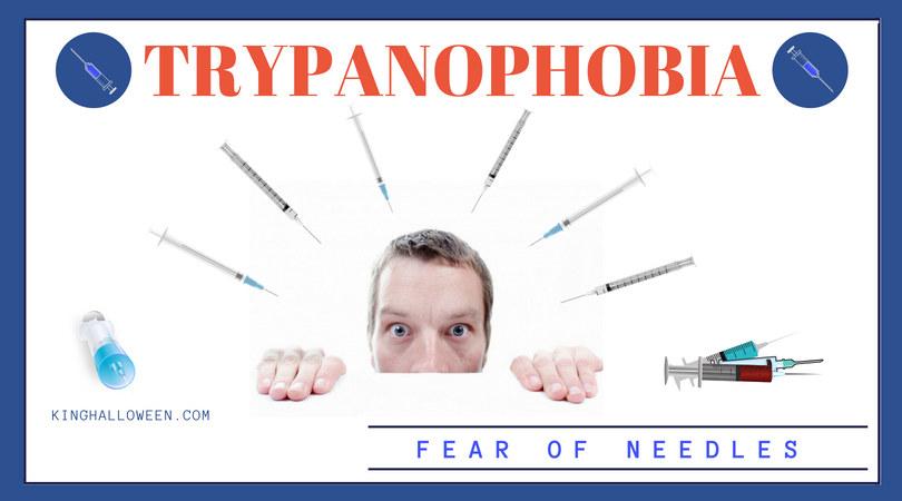 Trypanophobia needle phobia