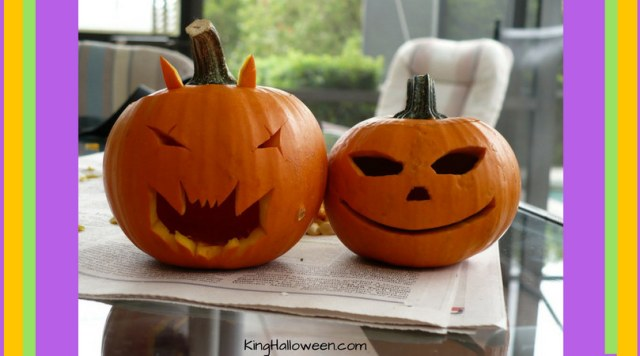 cool pumpkin ideas bat mouth pumpkin