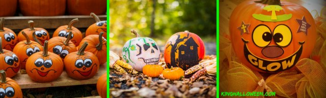 no carve pumpkin ideas paint and christian halloween