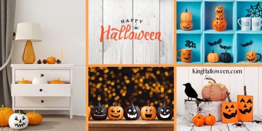 Black and Orange Theme Examples