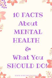facts about mental health