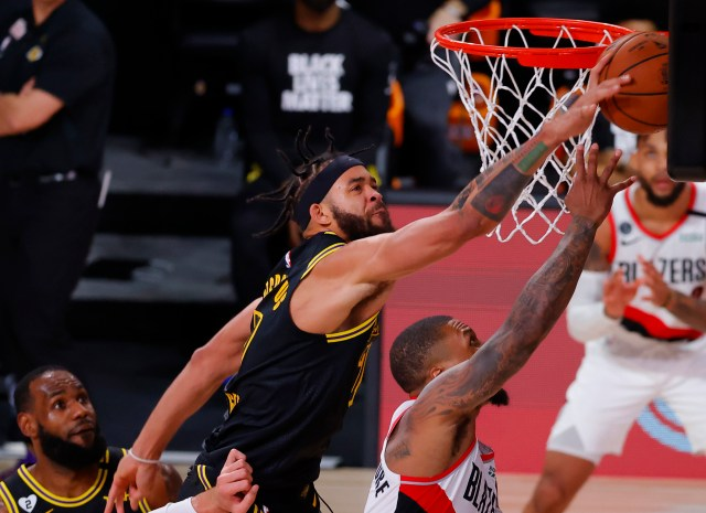 Cleveland Cavaliers: CLE acquires JaVale McGee, future 2nd-round pick via  trade with Lakers in solid move