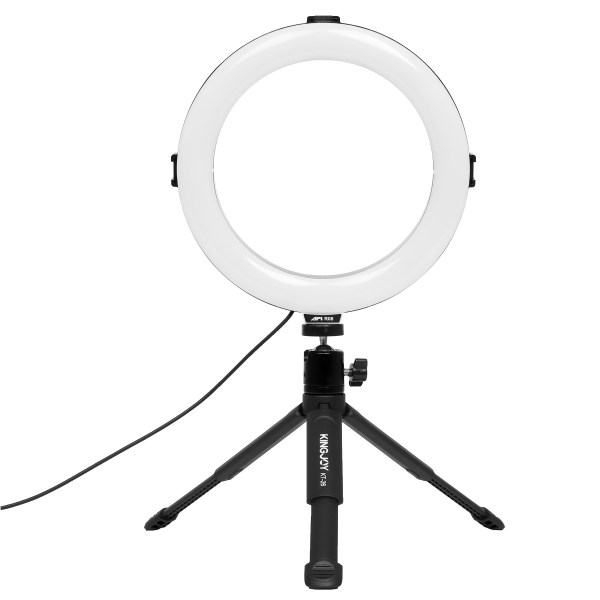 8 inch led ring light price makeup selfie With portable tripod stand