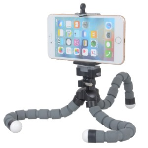 Octopus mini android tablet phone holder flexible tripod