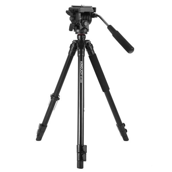 aluminum camera waterproof photography equipment flexible professional tripod
