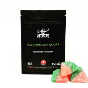 Watermelon Sours by Mystic Medibles