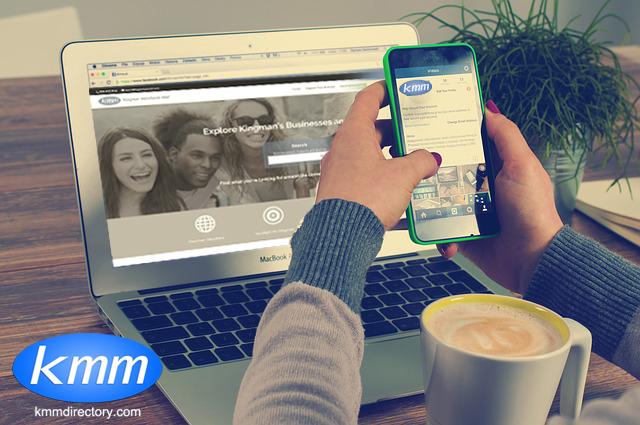 "Kingman Businesses ""Get Found"" on Smart Phones"
