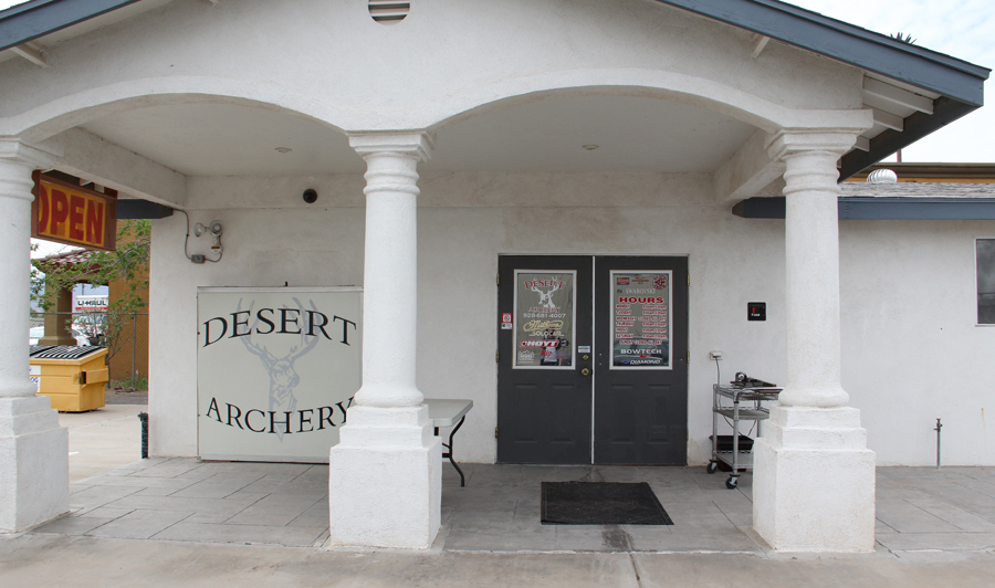 Desert Archery Store Hunting Bows and Supplies