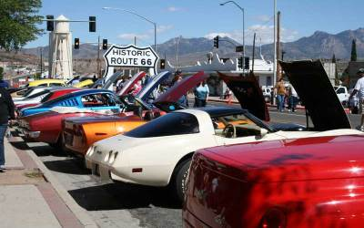 2016 Route 66 Fun Run Kingman, AZ