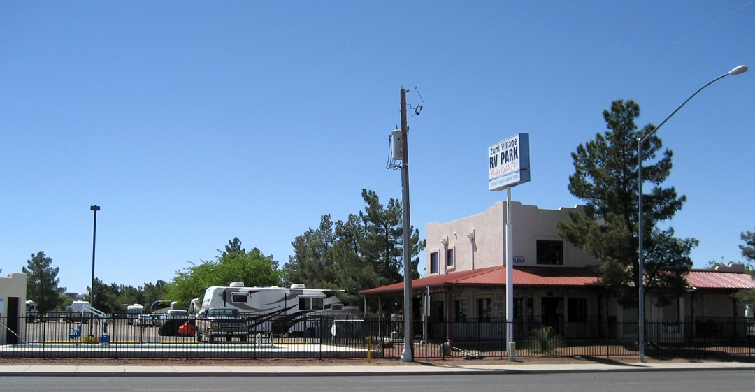 Zuni Village RV Park and Campgrounds