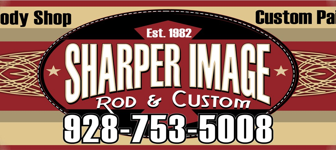 Sharper Image Rod & Custom Auto Body Shop