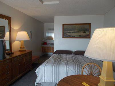 Canyon's End Motel and Restaurant's Clean Rooms