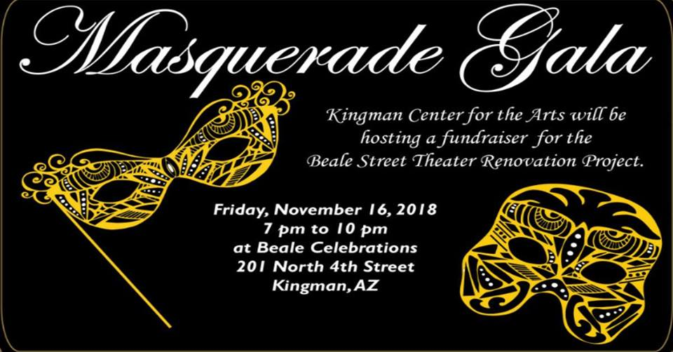 Kingman's Own Formal Masquerade Gala
