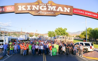 First Ever City of Kingman Expo