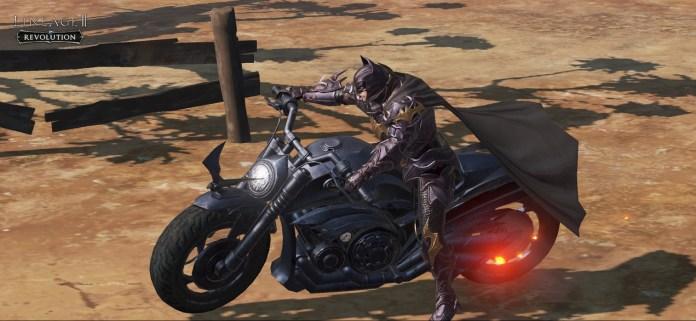 03.蝙蝠俠坐騎重型機車