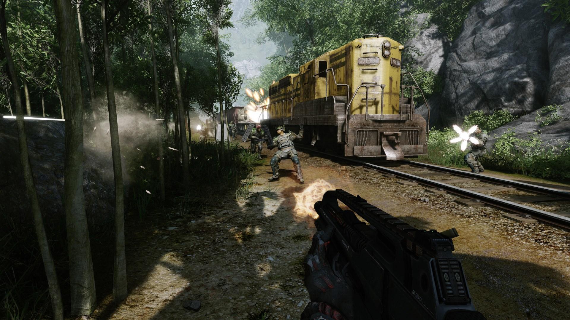Crysis Remastered Trilogy 7