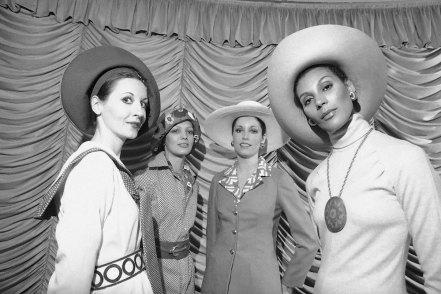 New York fashion's 'Press Week', 1950s-1970s