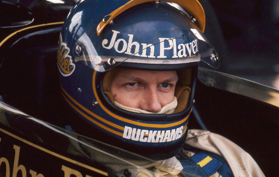 F1s SuperSwede Ronnie Peterson King Of Fuel