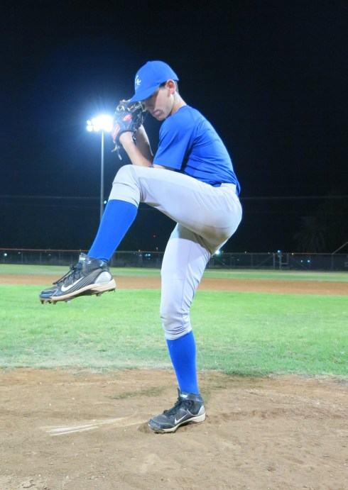 Shlomo Lipman. 17 years-old.  RHP/IF. Bet Shemesh.