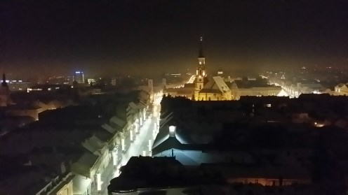 cluj-night-photo