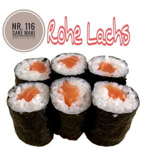 116 Sake Maki