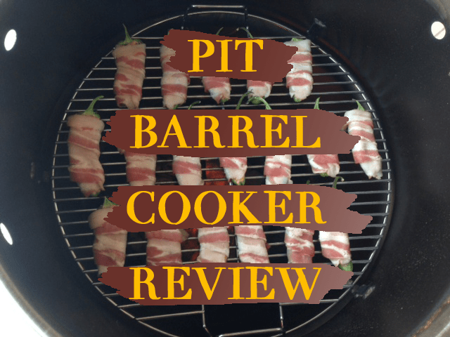 pit barrel cooker review king of the