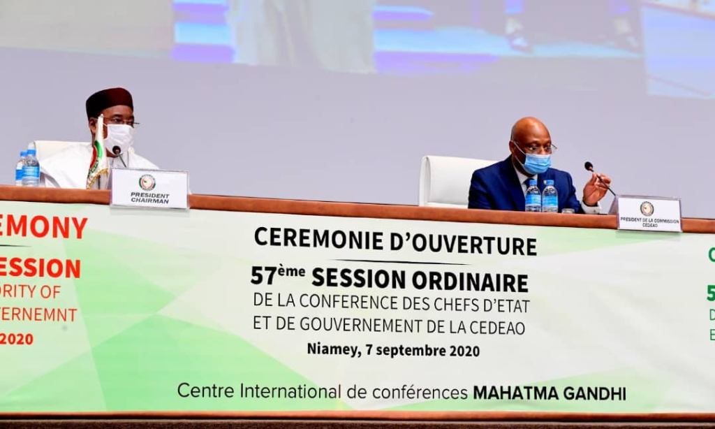 Stage Ecowas 57th