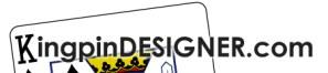 KingpinDESIGNER Logo 2014
